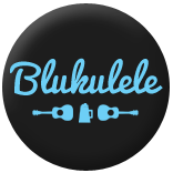 Blukulele Logo Badge