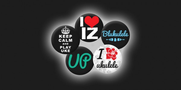 New Ukulele Badges